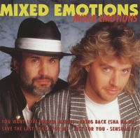 Cover Mixed Emotions - Mixed Emotions [1993]